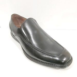 TASSO ELBA Mann Black Dress Loafers